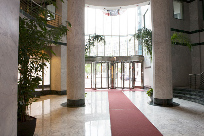 Interior Landscaping Corporate Offices Bucks County Pa